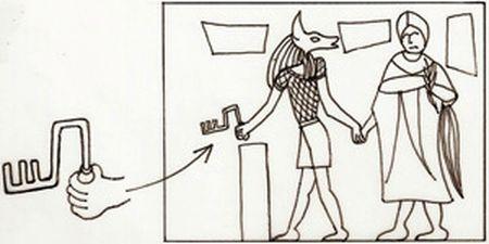 Egyptský zámek