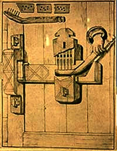 Egyptský zámek - funkce