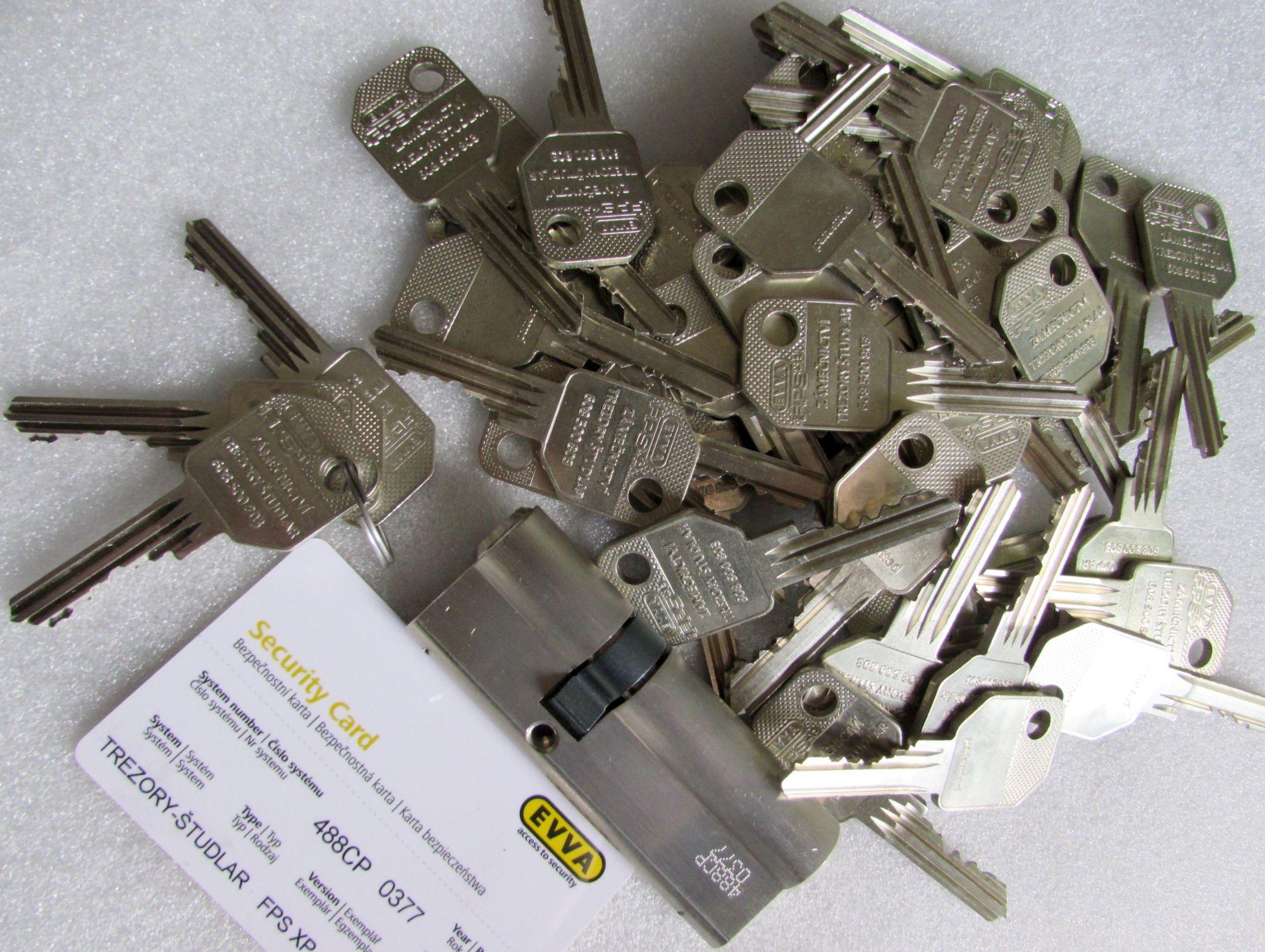 systém generálního klíče foto