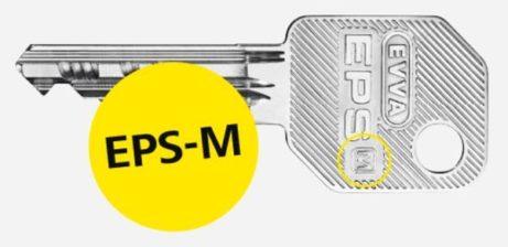 mezinárodní ochranná známka EVVA EPS 'Ceské Budějovice