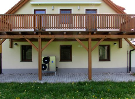 Instalace pevné mříže vrodinném domu