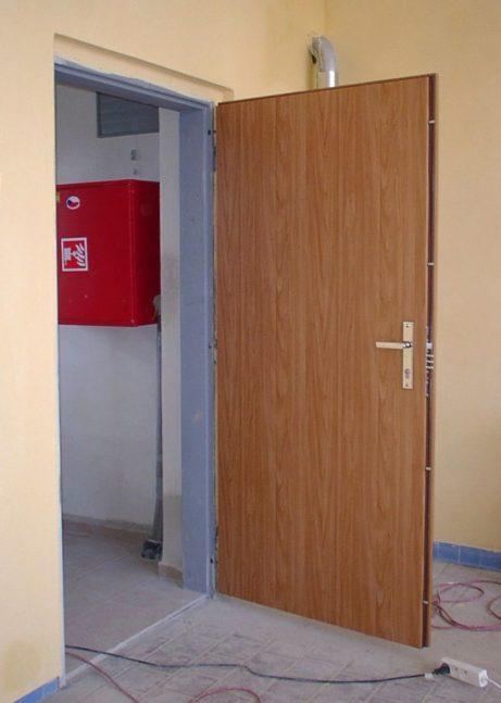 Bezpečnostní dveře BEDEX 3